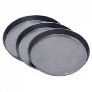 Pizza Pans- Black Iron / Carbon Steel