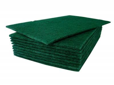 Kitchen Scouring Green Pads