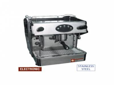 Expresso coffee machine 1 group