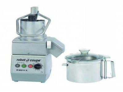 R652 V.V Food Processor: Cutter & Vegetable Slicer