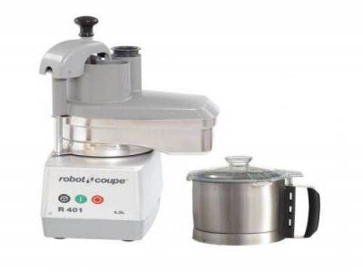 R 401 Food Processor: Cutter & Vegetable Preparation