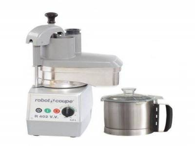 R 402 V.V. Food Processor: Cutter & Vegetable Preparation