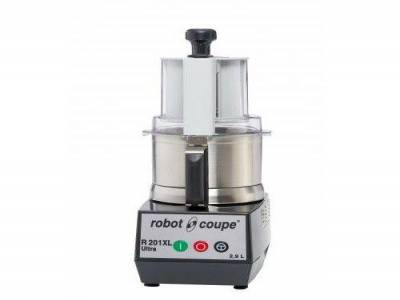 R 201 XL Ultra Food Processor: Cutter & Vegetable Slicer