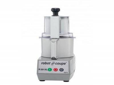 R 201 XL Food Processor: Cutter & Vegetable Slicer