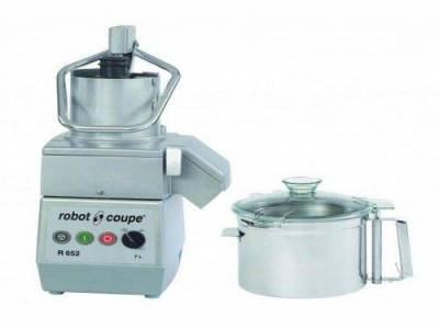 R 652 Food Processor: Cutter & Vegetable Slicer