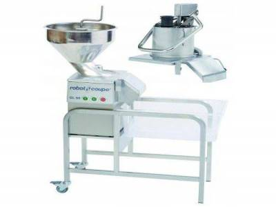 CL 55 2 Hoppers Vegetable Preparation Machine