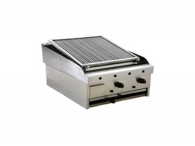 Archway Charcoal Grill - Two Burner Long