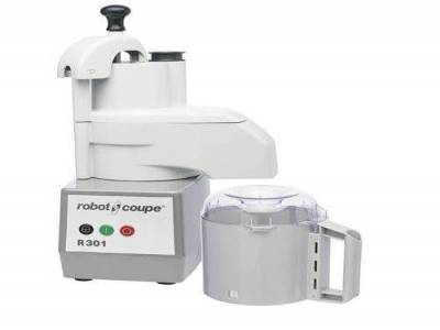 R 301 Food Processor: Cutter & Vegetable Slicer