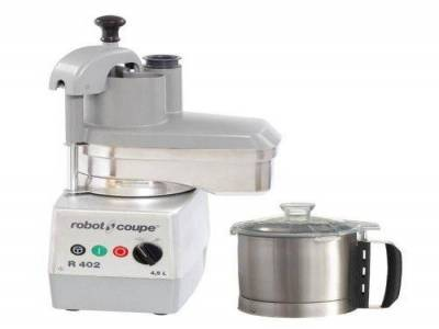 R 402 Food Processor: Cutter & Vegetable Preparation