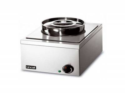 Bain Marie Single Round Pot (wet or dry)