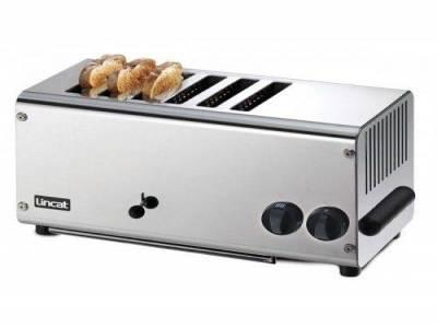 Lincat 6 Slice Toaster LT6X