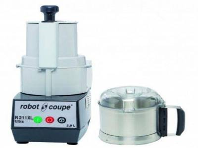 R 211 XL Ultra Food Processor: Cutter & Vegetable Slicer