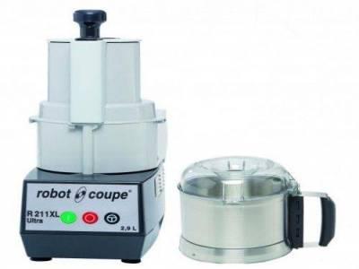 R 211 XL Ultra Food Processor: Cutter & Vegetable Slicer