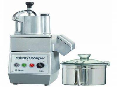 R 502 Food Processor: Cutter & Vegetable Slicer