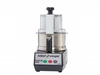 R 201 XL Ultra Food Processor: Cutter & Vegetable Slicer