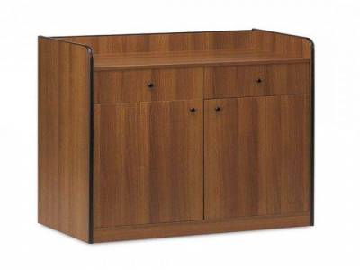 Service Cupboard with 2 Drawers and 2 Doors
