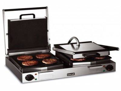 Lincat Lynx 400 Electric Twin Contact Grill LCG2