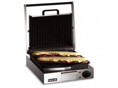 Lincat Lynx 400 Electric Single Panini Grill LPG