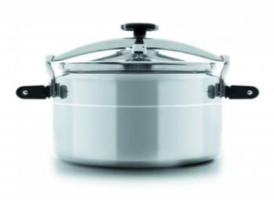 Lacor Pro-Classic Aluminum Pressure Cooker