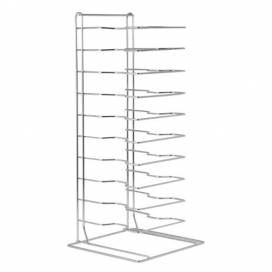 Pizza Pan Stacking Rack 11 Slot