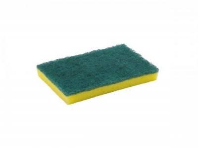 Industrial Scourers Sponge x 10s