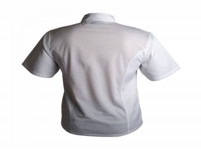 Mesh back Chef Jacket 42