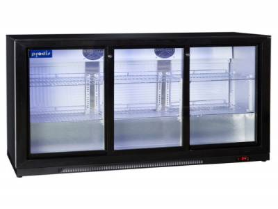 Prodis NT3BS Bottle Cooler 3 Door Sliding