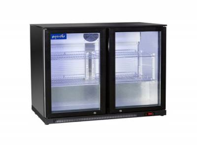 Prodis NT2BH Bottle Cooler 2 Door Hinged