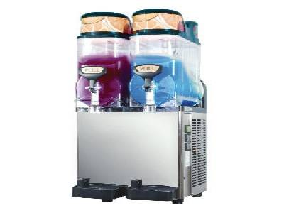 Blue Ice Twin Canister Slush Machine ST12X2