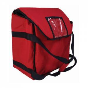 Pizza Delivery Bag Red 18