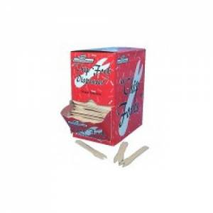 Wooden Chip Forks Box of 1000