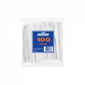 Plastic Knife Pack of 100