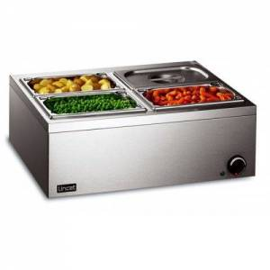 Bain Marie 4 x 1/4 Gastronorms (dry)