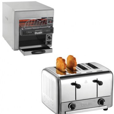 Conveyor Toasters and Pop up Toasters