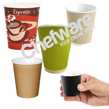 Disposiable Coffee Cups