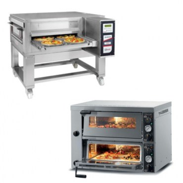 Electric Deck Pizza Ovens