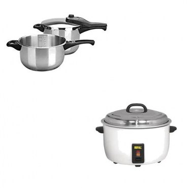 Rice Cooker & Pressure Cooker