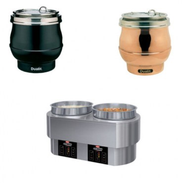 Soup Kettles and Warmers