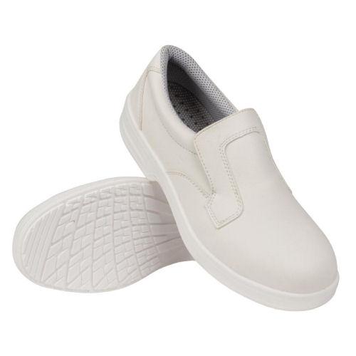 6dca8e62ea Shoes & Clogs : Lites Safety Slip On White