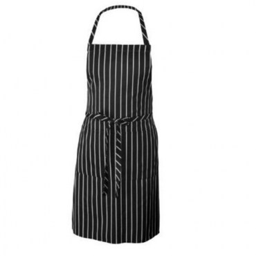 Adjustable-Black-And-font-b-White-b-font-Stripe-font-b-Bib-b-font-font-b