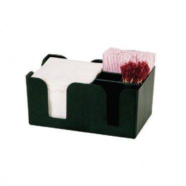 Plastic-Bar-Caddy-Black